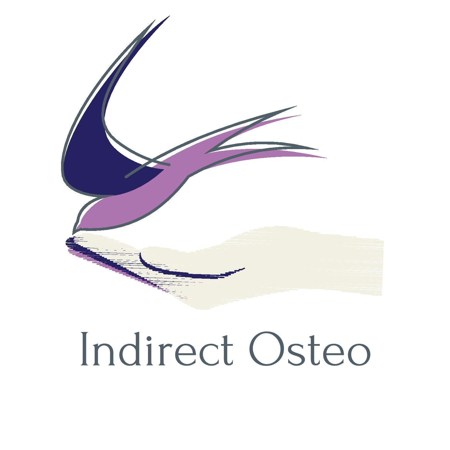 Teachings in indirect osteopathy